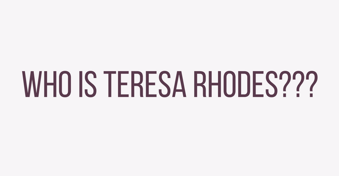 Who is Teresa Rhodes?